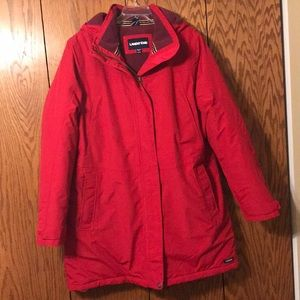 Lands End Squall Insulated Winter Parka